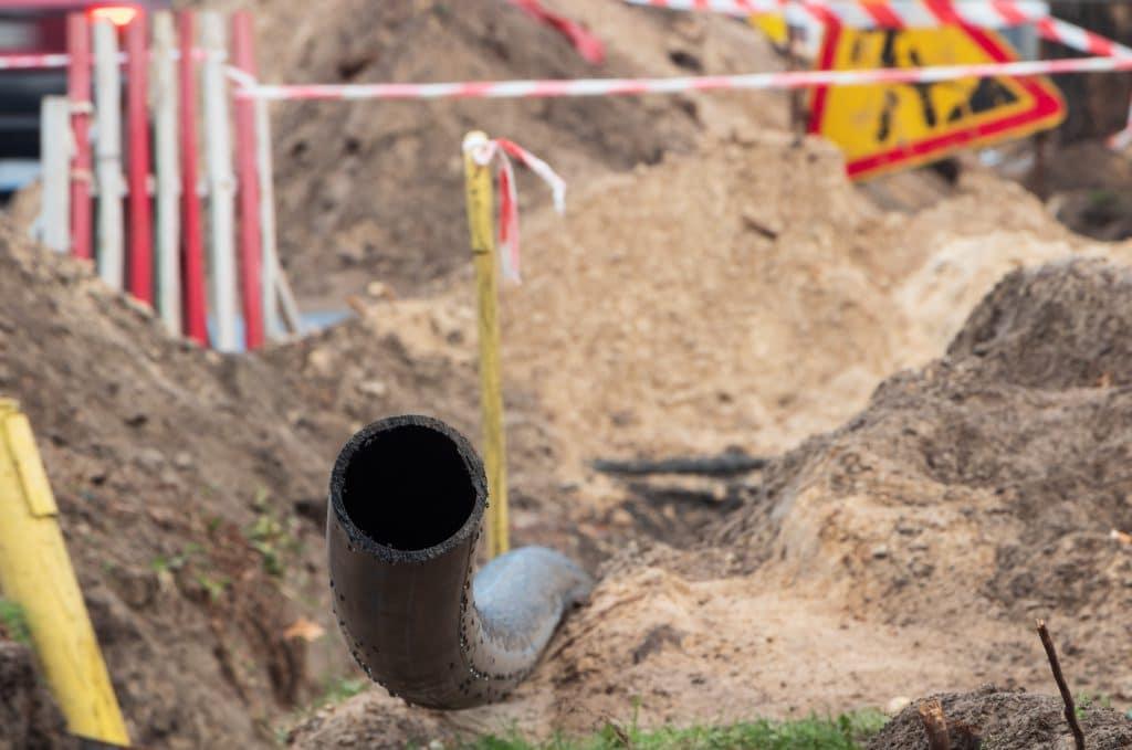 איתור נזילות בצנרת תת קרקעית